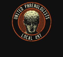 United Phrenologists Unisex T-Shirt