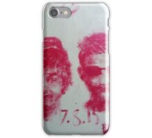 partner in crime iPhone Case/Skin