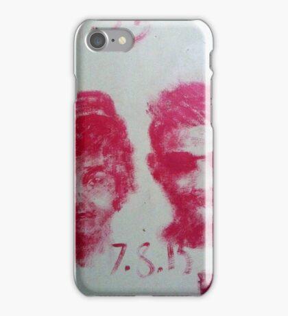 partner in crime iPhone Case/Skin