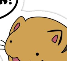 Mrowr! Sticker