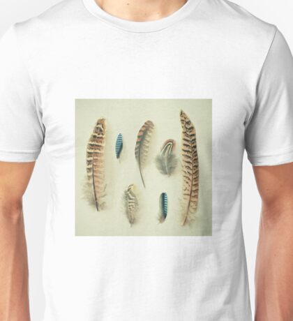The Feather Collection Unisex T-Shirt