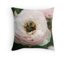 Diggin for Gold! Throw Pillow