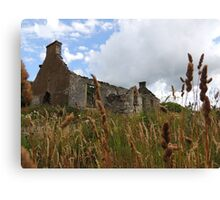 Homeland Creeslough -Donegal Ireland  Canvas Print