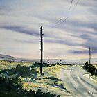 Moorland Road - the Ashley Way by Glenn Marshall