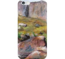 HIGHLAND BURN iPhone Case/Skin
