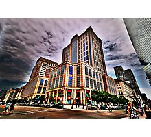 Boston & Bostonians Photographic Print