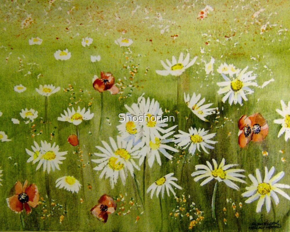 Meadow Flowers by Shoshonan