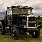 1945 Scammell CD45 Ballast Tractor by David J Knight