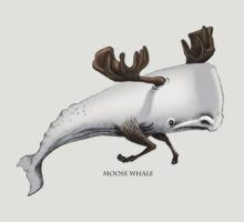Moose Whale by Chris Harrendence