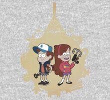 Mystery Twins One Piece - Long Sleeve
