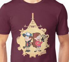 Mystery Twins Unisex T-Shirt