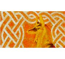 Anubis from Side by Sarah Kirk Photographic Print