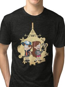 Ask-MysteryTwins Tri-blend T-Shirt