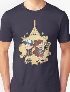 Ask-MysteryTwins T-Shirt