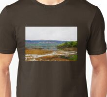 Low Tide at Loch Sunart Unisex T-Shirt