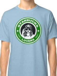 all the lonely starbucks lovers Classic T-Shirt