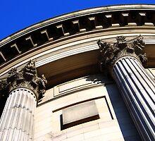 St George's Hall by Manuel Gonçalves