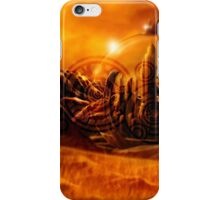 Doctor Who - Gallifrey & Doctor's Name iPhone Case/Skin