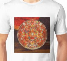 Circle of Life and Death by Sarah Kirk Unisex T-Shirt