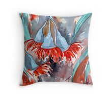 Gumnuts Throw Pillow