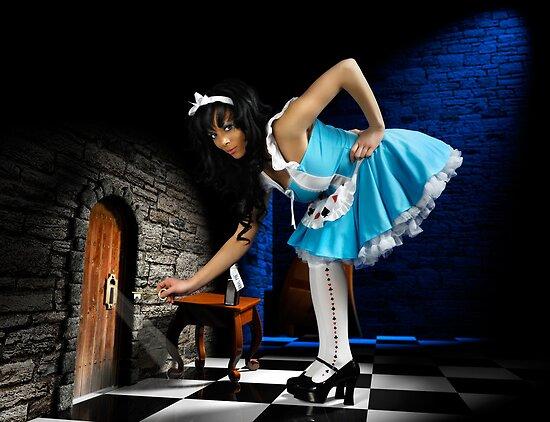 Alice in Wonderland by ArtNudePhotos