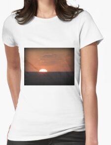 Sunset At Sea T-Shirt