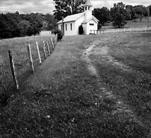 Country Church by KellyHeaton