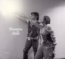 Pervenire Stellis - To Reach the Stars by Charmiene Maxwell-Batten