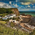 Port Bradden by Peter Ellison