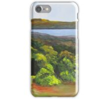 LOOKING DOWN TO THE CLYDE iPhone Case/Skin