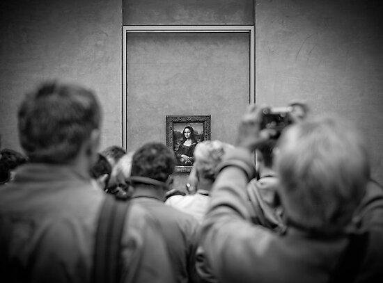 Mona Lisa by Laurent Hunziker