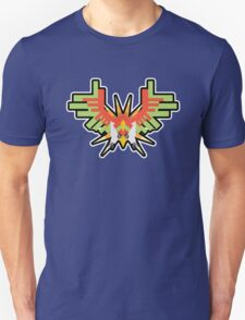 Pocket man: Pretty bird Unisex T-Shirt