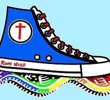 ROM 16:20  CRUSH by Calgacus