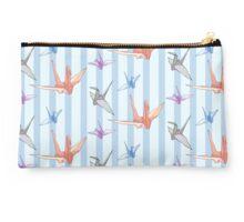 Paper cranes Studio Pouch