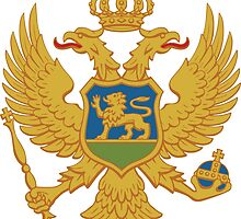 Coat of Arms of Montenegro  by abbeyz71