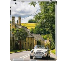 Yesteryear. The Cotswolds. iPad Case/Skin