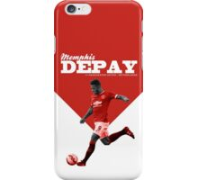 Memphis Depay iPhone Case/Skin