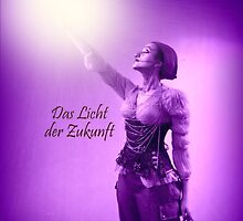 Das Licht der Zunkunft - The Light of the Future by Charmiene Maxwell-Batten