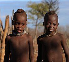 HIMBA BOYS by WILDLIFECOSMOS