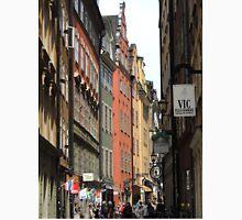 Stockholm Old Town-  Sweden Unisex T-Shirt