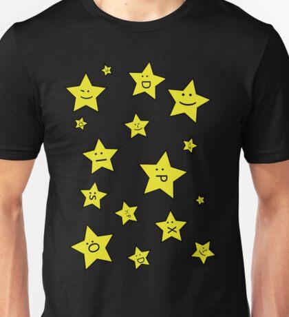 Emoticon Star T-Shirt