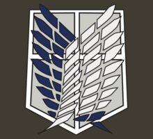 Shingeki no Kyojin - Attack on Titan by realglorix