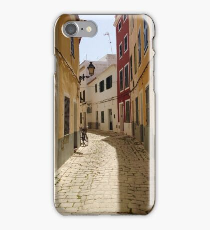 A cobbled classic iPhone Case/Skin