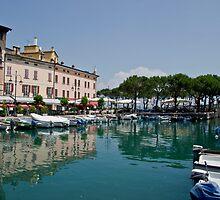 Lake Garda - Desenzano by imagic