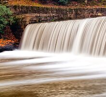 Flowing Water Lines by KellyHeaton