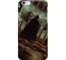 Jack the Ripper by Sarah Kirk iPhone Case/Skin