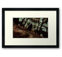 Jack the Ripper by Sarah Kirk Framed Print