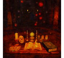 Magick by Sarah Kirk Photographic Print