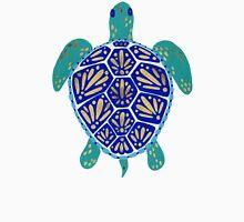 Sea Turtle – Navy & Gold T-Shirt