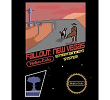 Fallout New Vegas NES Photographic Print